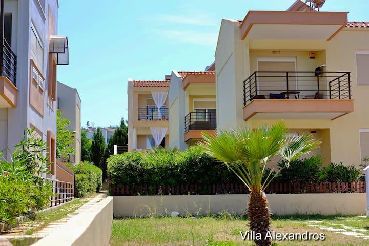Apartments Alexandros