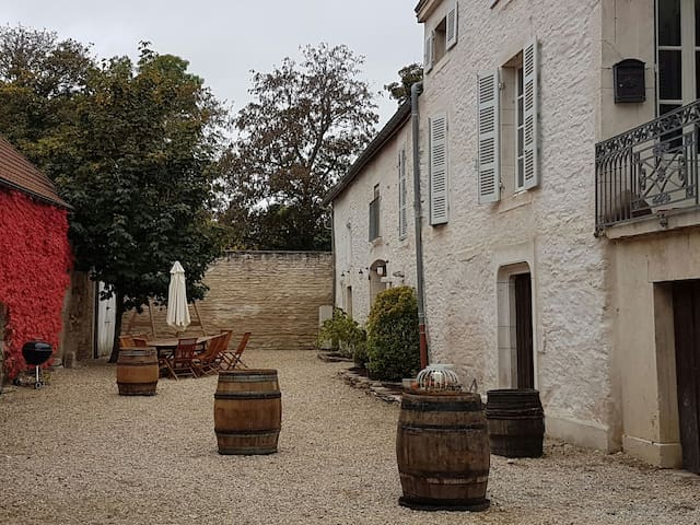 Cottage for 12-13 persons - Saint-Aubin