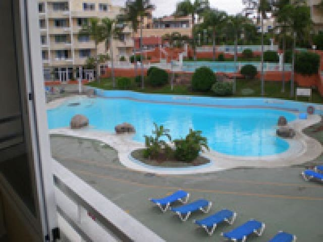 2 bedroom, 2 bathroom apartment in Golf del Sur - Santa Cruz de Tenerife - Apartamento