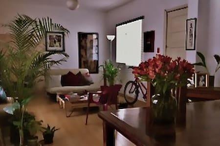 Habitación en mi departamento para 1 ó 2 personas. - Ciudad de México