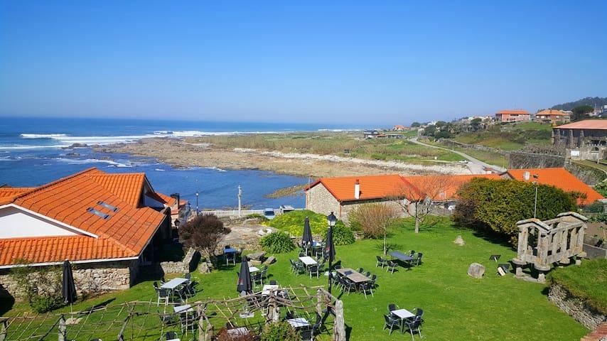 Casa con encanto en Oia vistas al mar - Oia