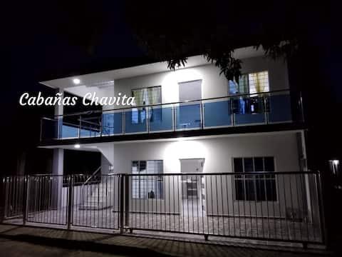 Cabañas CHAVITA, Coveñas (Apartaestudio 2° piso)