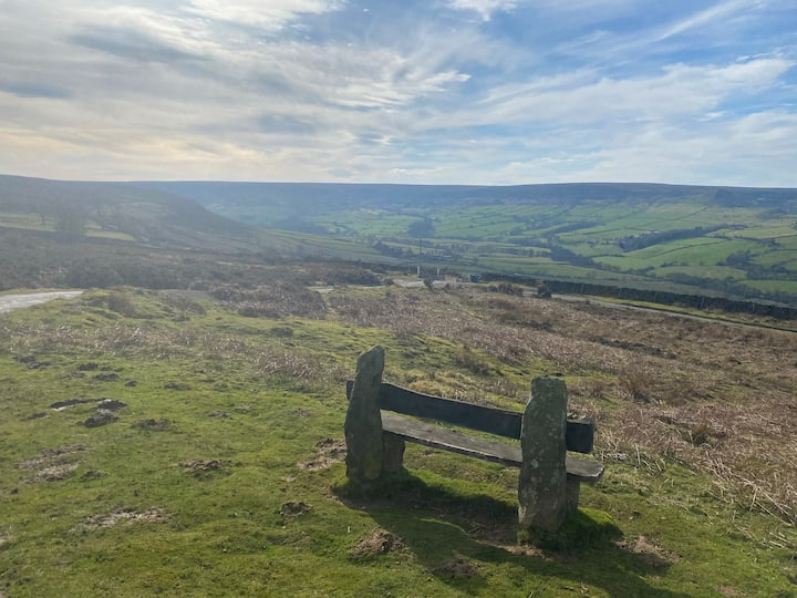 North York Moors' peaceful retreat - Great Fryup