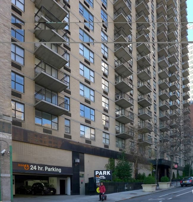 East 39th street furnished studio with balcony for New york balcony