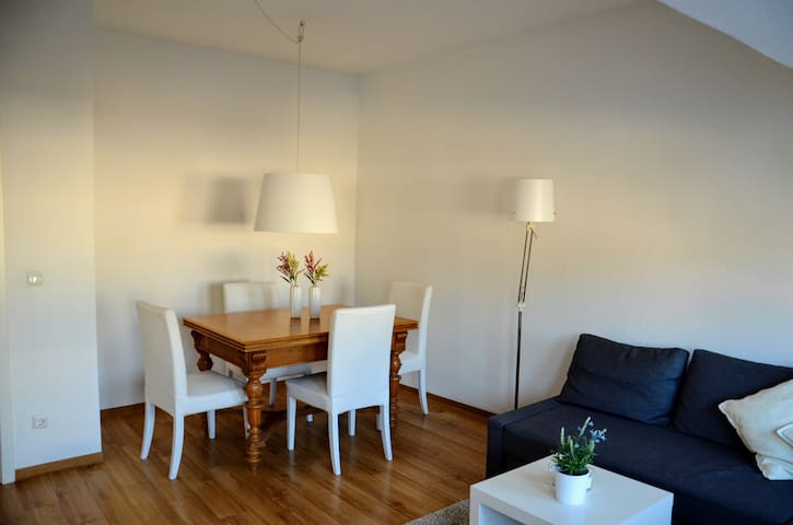 Smart, quiet and central - Entire flat in Siegen