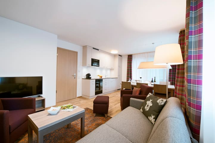 2½ -room apartment, up to 4 people - Breil/Brigels - Lägenhet