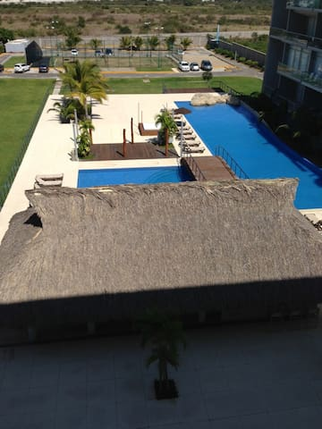 Suite en Acapulco con Club de Playa