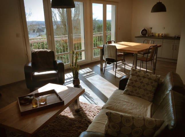 Appartement neuf/calme à 10mn/pied du centre ville - Saint-Brieuc - Appartamento