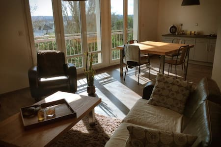 Appartement neuf/calme à 10mn/pied du centre ville - Saint-Brieuc - Daire