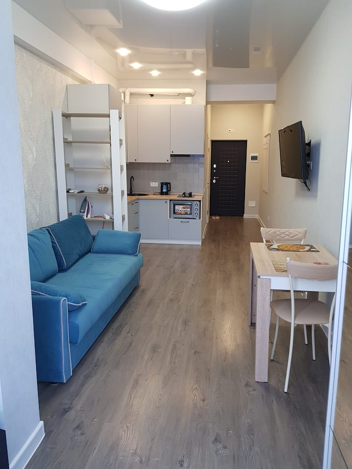 Уютная квартира в центральном р-не Сочи