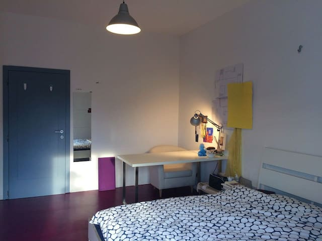 Comfortable room near M3 dergano