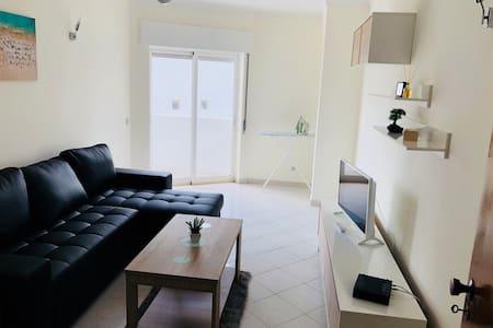 Quiet and bright apartment in Lagos