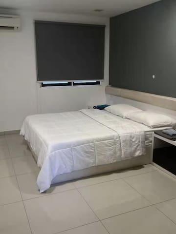 客房1.5米商务床
