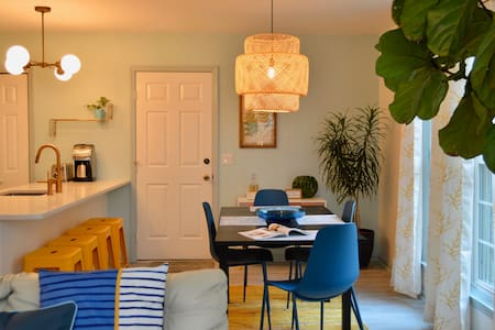 New Entire Space Listing with Super Host Reviews!