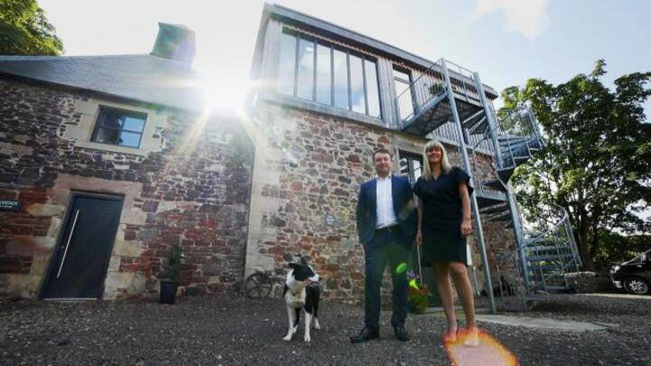Luxury Stay at Eyemouth Mill