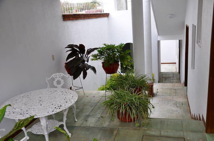 Departamento amueblado en zona residencial segura - Oaxaca - Appartamento