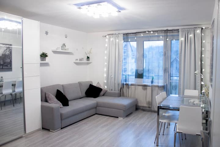 Apartment near Jaworzyna Krynicka