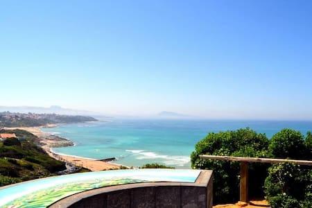 Bidart l'océan au pied de la montagne T3 - Bidart - Wohnung