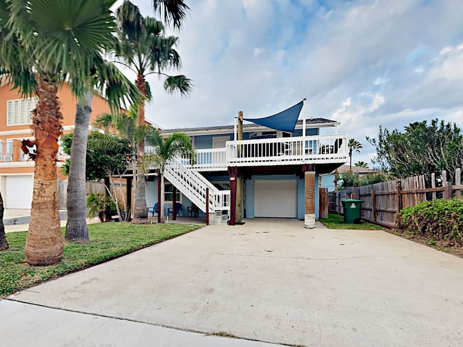 Welcome to South Padre Island! This property is professionally cleaned and managed by TurnKey Vacation Rentals.