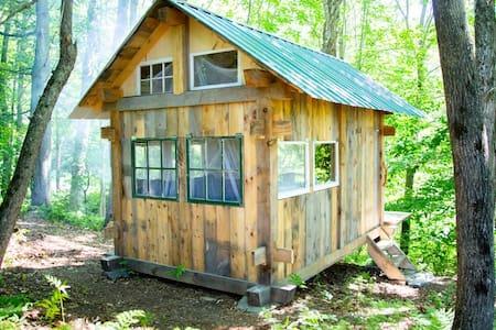 Land Treehouse at Stitchdown Farm