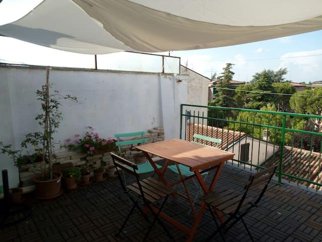 Appartamento con terrazzo  a Faenza.