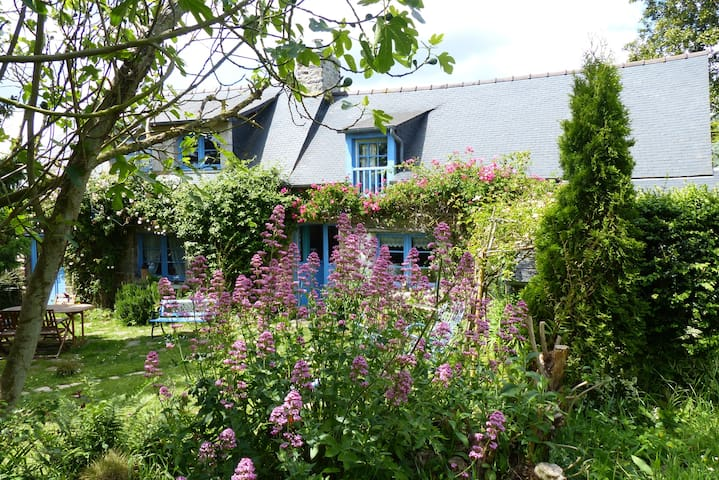 Maison de pêcheur pierre et bois - Planguenoual - House