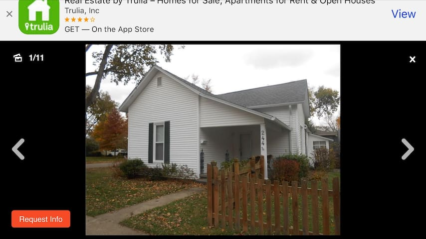 Close to Indianapolis,  Shopping & More - Pendleton - House