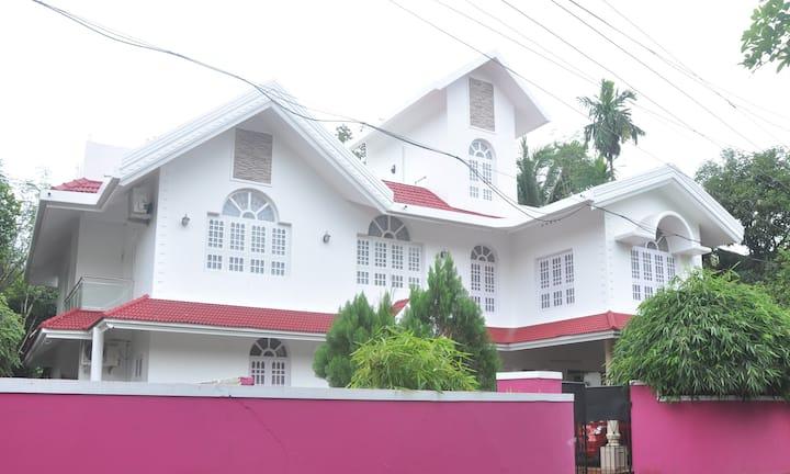 Rajivs Residence - 2BHK Serviced Apartment
