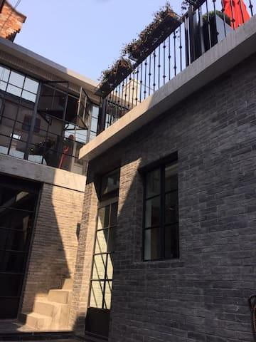 日租界后现代风的整栋老洋房2号 - Xangai