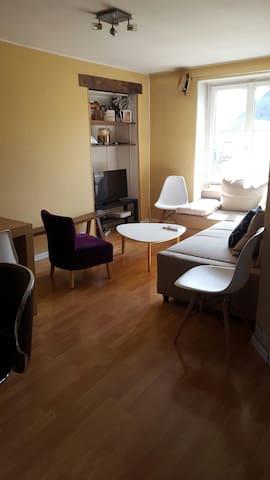 Appartement cosy centre ville, proche tram
