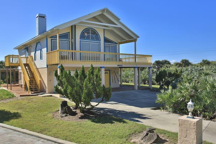Dolphin House - New Smyrna Beach - Casa