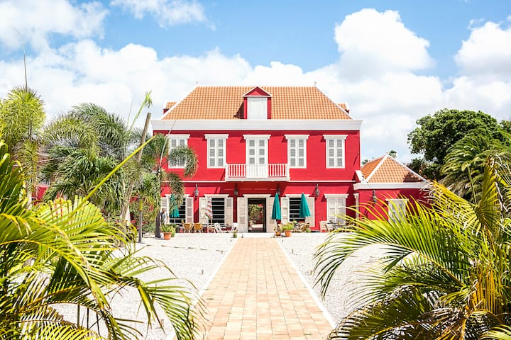 Most beautiful place to stay on Curacao