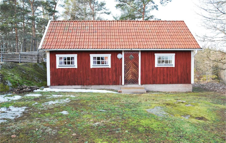 Holiday cottage with 1 bedroom on 30m² in Kristdala