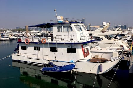 Feel-good family houseboat in Abu Dhabi - 3 Beds
