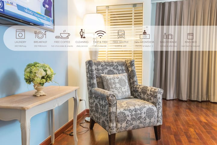 private cozy corner in your room