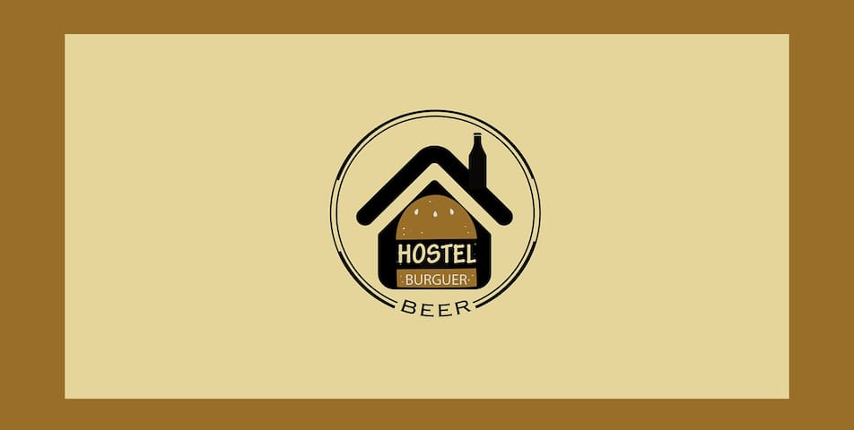 Hamburguer, Beer and Simplicity - Belo Horizonte - Hostel