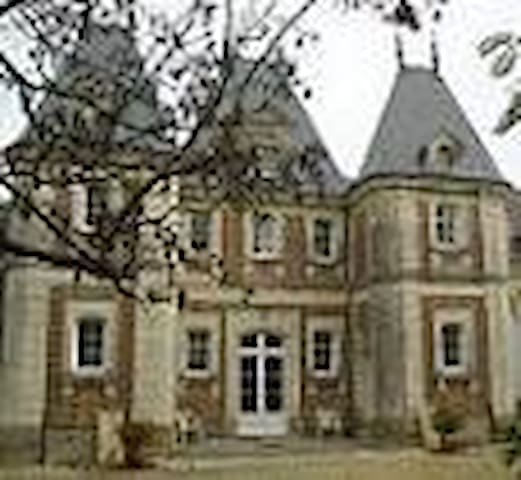 Anciennes écuries XVIIIeme - Saint-Germain-des-Prés - Schloss