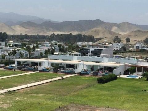 Casa de Playa Asia-Chocalla Verano 2021(Ene-Abr)
