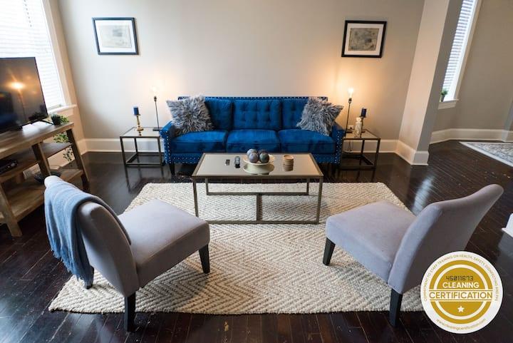 Stunning Historic 3BR Benton Park Home