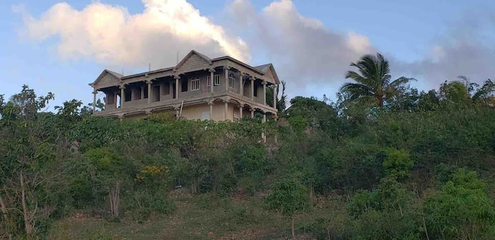 TORTUGA La Tortue Haiti montry nord ouest rooms