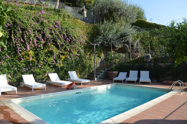 Villa Santa Croce with 4 bedrooms and private pool