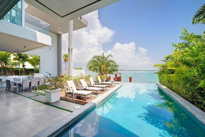 Miami Beach WaterVilla - Miami Beach - Talo