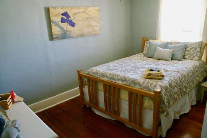Comfy Guest Room