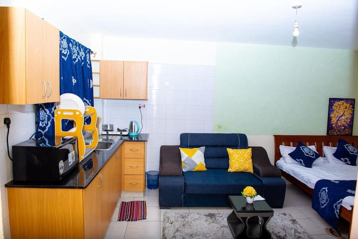 NAIROBI CITY FURNISHED STUDIO APARTMENT