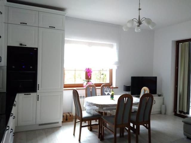 Apartament Nad Jeziorem Długim Olsztyn