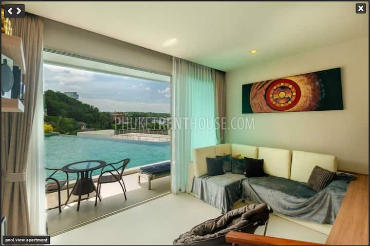 Studio With Swimming Pool (Karon beach)