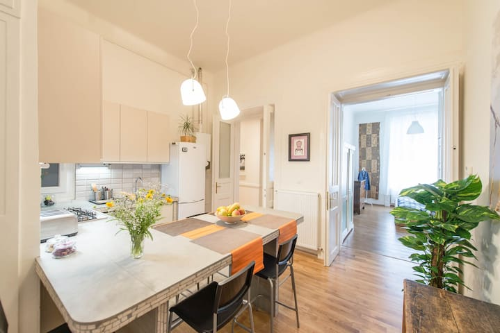 In the heart of Budapest - Budapest - Flat