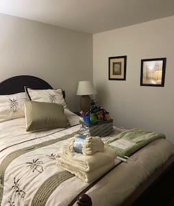 Beautiful Room in Beach Community