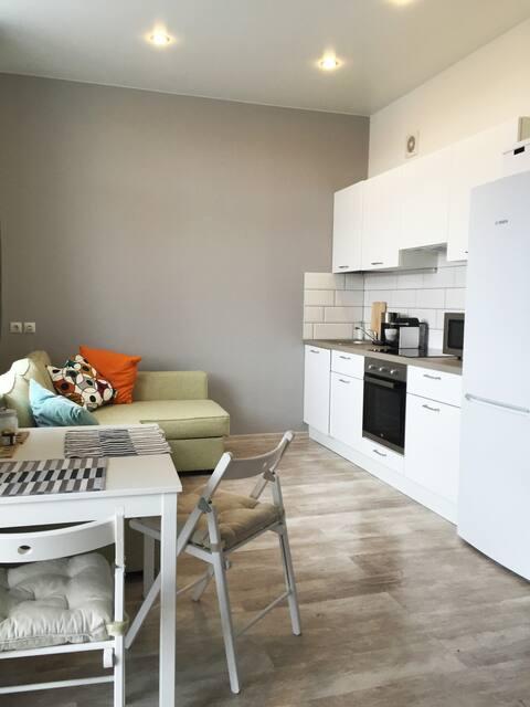 FIFA 2018 cozy European apartment