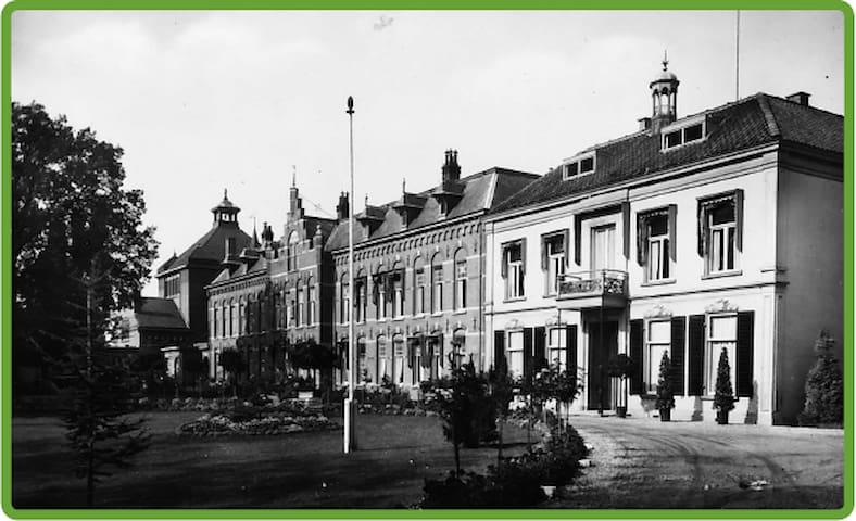 Het monumentale Sancta Maria complex - Nijmegen - Casa de camp